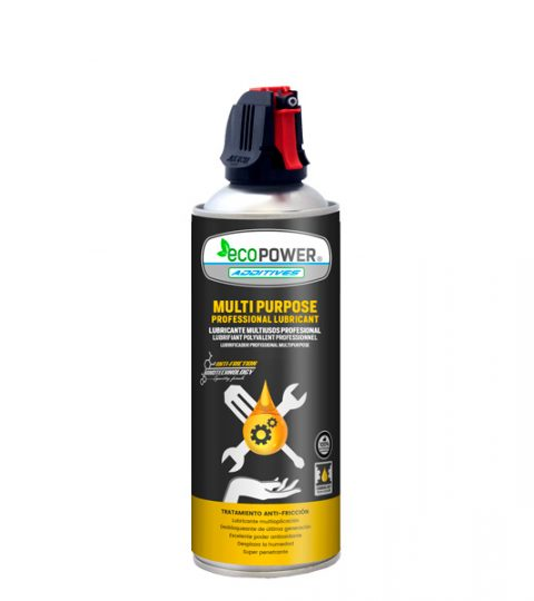 Spray Lubricante Anti-Fricción 400ML