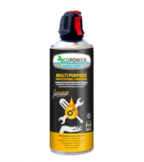 MULTILUBE | Spray Lubricante Anti-Fricción 400ML