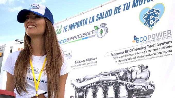 Ecoefficient-line Presenta Sus Marcas En El Nascar Fest 2018